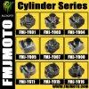MotorCylinder Kits Cylinder Baugruppe Scooter Cylinder Assembly in Fmjmoto/Mlmoto Brand