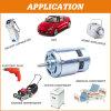 6V 12V 3600rpm 0.07A voor de Elektrische Micro- van Hulpmiddelen Motor van de Borstel gelijkstroom