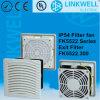 Ventilador axial refrigerando com o filtro para o gabinete do painel do Switchgear (UL FK5522 de RoHS do CE)