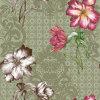 Chambre à coucher Wallpaper de Design de fleur pour Home Decoration