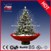 Natale Tree 75cm Christmas Gifs con Music e Snow