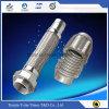 Tubo flessibile Braided del metallo flessibile del collegare dell'acciaio inossidabile con il tubo ondulato