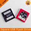 Neue quadratische Karte USB-grelle Platte (YT-3118)