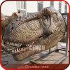 Simulação de alta e de alta qualidade a cabeça de dinossauro para venda