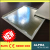 Алюминиевым ый металлом ложный декоративный потолок смеси шерстей стеклянного волокна
