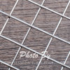 ステンレス鋼の溶接された金網を補強する6X6