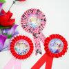 regalo de promoción Pin Cinta personalizada, Monograma & Brooch