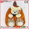 De nouveaux animaux en peluche doux un jouet en peluche sac à dos de la souris