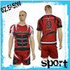 OEM/ODMの卸し売り安いあなた自身のサッカーのユニフォームをカスタム設計する