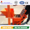 Klein en helft-AutoBlok dat Machine vormt en de Prijslijst van de Machine van de Baksteen bedekt