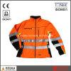 Revestimento reflexivo da segurança elevada do Workwear da visibilidade
