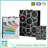 Saco de papel Dubai do presente luxuoso da cópia de cor