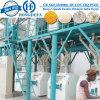 Machine de maïs Minoterie pour le marché de la Zambie