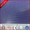 부대 PVC 인공 가죽 돋을새김된 PVC 갯솜 가죽을%s PVC 합성 가죽