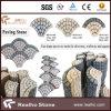 Булыжник гранита высокого качества веерообразные/кубическо/кубики/вымощая камни для подъездной дороги, дорожки