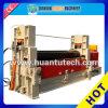 Machine de roulement en aluminium de plaque de plaque de galvanisation de plaque en acier