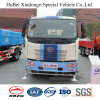 camion dello spruzzatore del serbatoio di acqua dell'euro 4 di 9cbm FAW Jiefang con il motore diesel di Deutz