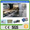 Bolsa de cemento automática completa que hace la máquina en Wuxi