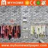 Proveedor de papel pintado de China, precio barato de ladrillo 3D papel de pared 3D