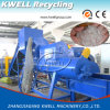 Máquina de reciclaje de la botella de agua del animal doméstico / máquina de reciclaje del animal doméstico
