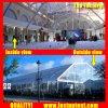 宴会のホール200の人のSeaterのゲストのための2018のゆとりの多角形の屋根の玄関ひさしのテント
