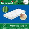 7cm memoria colchón de espuma Topper cubierta de tela de bambú
