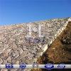 Piedra de galvanizado Caja para proyecto de conservación de agua de uso
