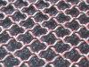 Rete metallica unita acciaio
