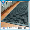 Pavimentazione di gomma della stuoia di gomma della cucina di sicurezza per il workshop/la stuoia gomma di drenaggio