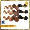 8A к категории 100% нового бразильского человеческого волоса органа кривой
