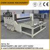 Máquina de entalho e cortando da impressão Chain de alta velocidade de Flexo da cor do alimentador 2