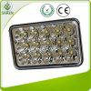 Luz impermeable DC12 2V 45W Epistar del trabajo de IP67LED