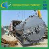 Riciclaggio dei pneumatici di Wast che riciclano macchina
