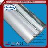El doble echó a un lado el papel de aluminio Fsk para el aislante de la azotea y del conducto