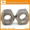 Hexagonal de acero inoxidable tuercas soldadas