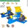 Los peces se alimentan flotante que hace la máquina de extrusión de pellets (WSP)