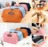 Make up Cosmetic Pouch Bag Clutch Handbag Casual Purse Case