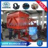 máquina de reciclagem de boa qualidade Shredder de PVC e tubo de HDPE