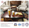 Hotel Furniture for Living Room with Wooden Lounge Chair (6340)