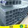 Pre-Гальванизированная прямоугольная стальная пробка (25X25)