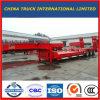 3 Axles трейлер Gooseneck 60 тонн