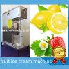 상업적인 탁상용 스테인리스 과일 아이스크림 제조기