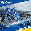 De opblaasbare Dia van de Pool voor Jonge geitjes/de Opblaasbare Dia van het Water van de Pool/de Opblaasbare Dia van het Zwembad