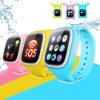 GPS van de Jonge geitjes van het Scherm van de Aanraking van de kleur het Volgende Horloge van de Telefoon