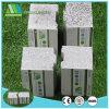 Nuevo tipo el panel de China de pared incombustible ambiental del cemento de la fibra del emparedado