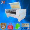 Machine de découpage de matériaux de polyester avec le laser continu (JM-1490H)