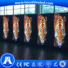 Proyecto al aire libre de la visualización de LED del gráfico y de la animación P6 SMD