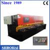 Máquina de corte mecânica, máquina de corte hidráulica (QC12Y 6 x 4000)