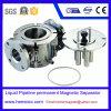 Séparateur magnétique permanent permanent de pipeline liquide, Fitler magnétique