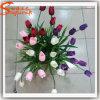 Direto da fábrica Decoração de flores tulipas PU Artificial